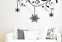 Seasonal Wall Decals