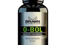 SARM: O-Bol by Brawn Nutrition (Ostarine)