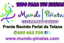 Mundo Piñatas Totana