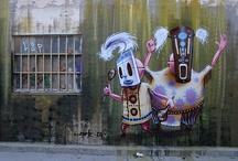 Graffiti Art / by Renée Suga-b