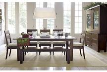 Dining Room Tables / by Elizabeth K
