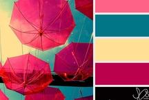 colour my world / by Marah Johnson