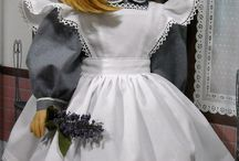 Doll clothes / by Judy White