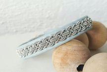 Tinalankakorut - Peter thread bracelets