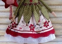 HANDMADE / Dolls and doll clothing