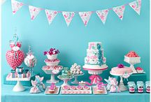Baby shower ideas (not mine) / by Katy Hughes