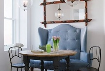 dining room ideas / by Jessica Owens