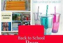 Back to School / by Jennifer Hutchison Ranalli