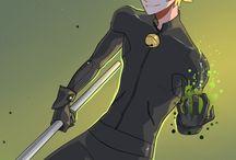 Adrien-Chat noir