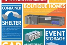Container Trader Originals! / Ideas, Infographics and Containers from our very own head office
