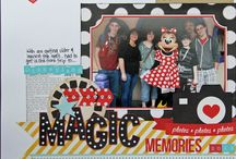 Scrapbook Page Ideas I Love