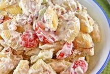 Salad recipes and ideas