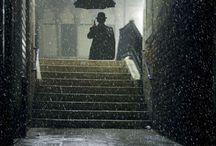SB: Holmes and Urban Voodoo / Noir scape, detective, strange neighbors.