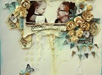 Page scrapbooking / by Mélanie