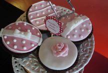 Cupcakes Empreendedorismo Rosa /