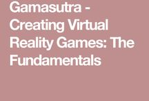 Virtual Reality / Interesting pins related to all aspects of Virtual Reality.