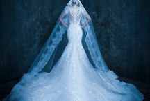 New pinning obsession / Beautiful details on beautiful gowns