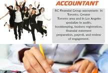 Greater Toronto Area accountant