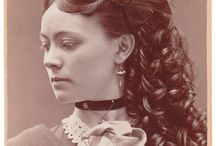 Victorian and Edwardian Hair