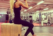 Fitspiration / Arm workouts, Ab workouts, leg workouts, motivational quotes and more:)))