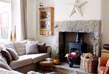 Cozy living rooms / by Brittany Hultman