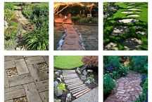 Garden path ideas / Garden path ideas