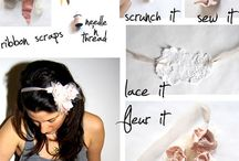 DIY fashion inspiration / Chic DIY ideas for people who are on a budget or just like to do things themselves. Enjoy!