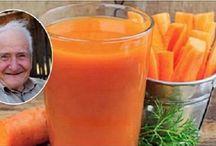Účinky mrkvové šťávy