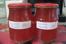 Marmelády a džemy