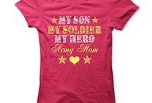 Happy Army Mom