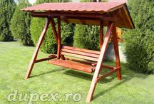 Swings / We are the leading producer of playground equipment. We produce: slides, swings, carousels, climbers, outdoor table tennis, outdoor fitness equipment, basketball hoops, tennis boats, pools. Visit us: www.etopogane.ro
