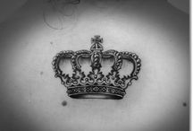 Tattoo Krone