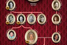 British Royalty / British Royalty Through the Ages
