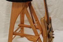 Next step comfortable guitar stand