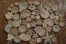 crochet muslingeskal