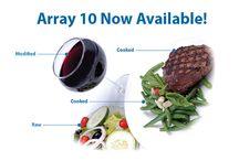 Array 10™ Panels / Multiple Food Immune Reactivity Screen™