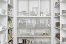 Kitchens  and pantries
