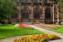 Cathedral and Church Gardens