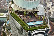 Rooftop Resto Jakarta