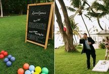 Wedding Ideas We Love / Unique, fun, and sentimental wedding ideas that make us smile