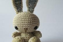 Crochet ~ Animals, Amigurumi, Dolls, Figures, etc..... / by Eve Slacum-Myers
