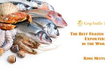 The Best Frozen Seafood Exporters in the World