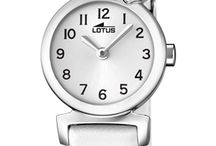 LOTUS - Junior / Lotus Watches introduces new JUNIOR collection, a perfect gift on communion's day.