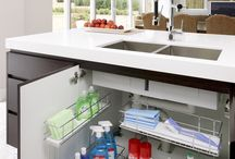 Under Sink Storage / Maximise your space and increase your storage with individual pull out wire baskets in your kitchen. Australian owned and designed, our products are made from stainless steel wire. Perfect for new and existing cabinets of just about any size. Wide range available and professional expert advice to help you choose what is best for you. Lifetime warranty against rust and on the functioning of slides and mechanisms. Easy to install and DIY friendly too: www.tansel.com.au