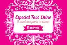 Taco Chino: 5 modelos imperdibles / by Calzados Batistella