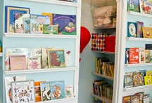 Kids library / Kids books