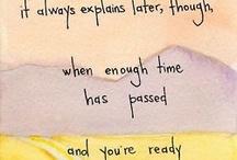 The written word  / by Gina Lynn
