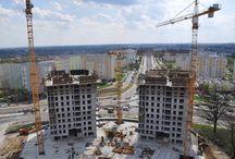CentralPark II w Gdańsku cd. / Trwają prace przy budowie osiedla mieszkaniowego CentralPark w Gdańsku Morenie. Obecnie realizowane są 12. kondygnacje dwóch budynków, które docelowo będą miały 17 kondygnacji i wysokość ok. 55 m. Inwestorem jest Grupa Inwestycyjna HOSSA S.A. a generalny wykonawca to firma BAUHAUS Sp. z o.o. Firma ULMA Construccion Polska S.A. jest dostawcą systemów deskowań na tę budowę – dostarczyła m.in. system wznoszący RKS Light.