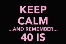 verjaardag 40