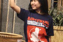 Kaos Banyuwangi